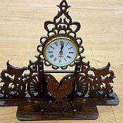 Для дома и интерьера ручной работы. Ярмарка Мастеров - ручная работа Часы настольные R. Handmade.