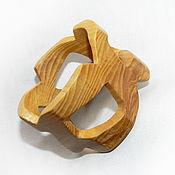 Украшения handmade. Livemaster - original item Bracelet made of wood