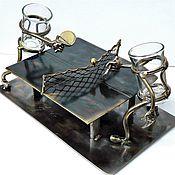Сувениры и подарки ручной работы. Ярмарка Мастеров - ручная работа Пинг-понг. Handmade.