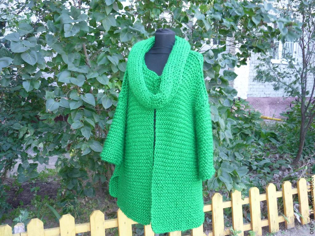 Страна мам вязание кардиганов пальто 84