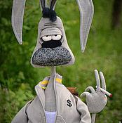 Куклы и игрушки ручной работы. Ярмарка Мастеров - ручная работа Майский кроль Роджер. Handmade.