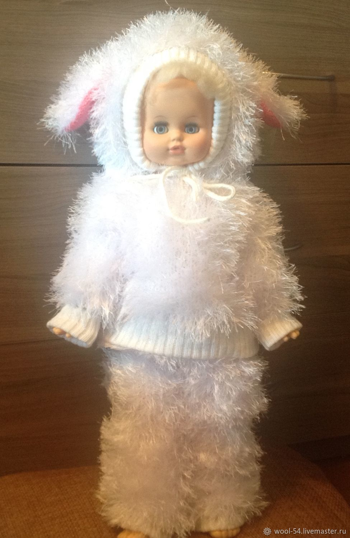 """Детский костюм """"Зайчик"""", Комплекты одежды для малышей, Новосибирск,  Фото №1"""