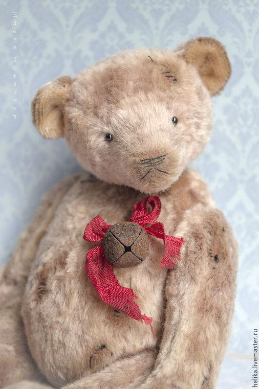 Мишки Тедди ручной работы. Ярмарка Мастеров - ручная работа. Купить Старый-новый друг. Handmade. Мишки тедди, коричневый