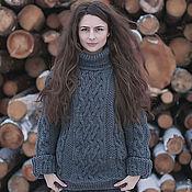 """Одежда ручной работы. Ярмарка Мастеров - ручная работа Мужской свитер """"Boyfriend sweater"""". Handmade."""