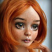 Куклы и игрушки ручной работы. Ярмарка Мастеров - ручная работа Элизабет фарфоровая шарнирная кукла. Handmade.