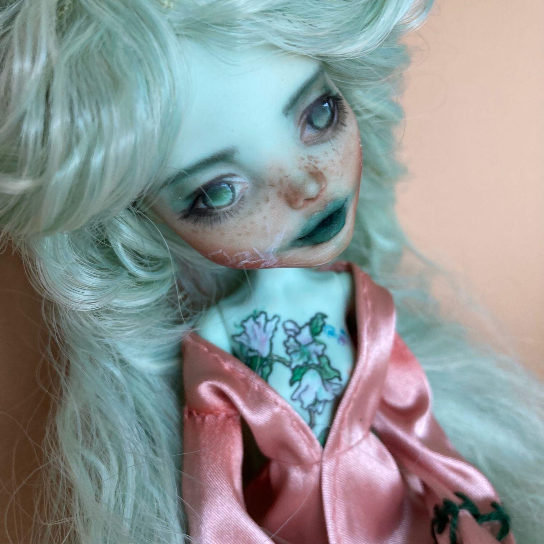 Кастомная кукла «Азиатка», Кукла Кастом, Калининград,  Фото №1