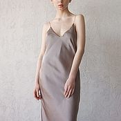 Одежда handmade. Livemaster - original item Leona sundress. Handmade.