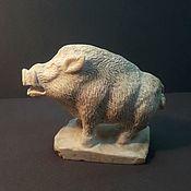 Для дома и интерьера handmade. Livemaster - original item Boar. Handmade.