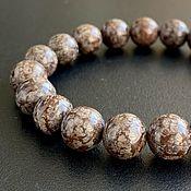 Украшения handmade. Livemaster - original item Vortexite Azeztulite Bracelet. Handmade.