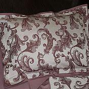 Для дома и интерьера ручной работы. Ярмарка Мастеров - ручная работа Комплект постельного белья из жаккарда. Handmade.