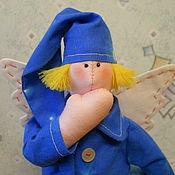 Куклы и игрушки ручной работы. Ярмарка Мастеров - ручная работа Сонный ангел Сплюх. Тильда. Handmade.