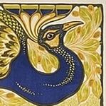 """""""Птица счастья"""" интерьерные панно (biokeramika) - Ярмарка Мастеров - ручная работа, handmade"""