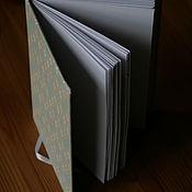 """Канцелярские товары ручной работы. Ярмарка Мастеров - ручная работа Блокнот """"Нежность"""". Handmade."""