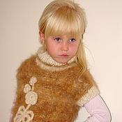 Работы для детей, handmade. Livemaster - original item Vest