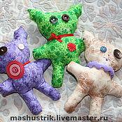 """Куклы и игрушки ручной работы. Ярмарка Мастеров - ручная работа Игрушка """"Котяшка"""". Handmade."""