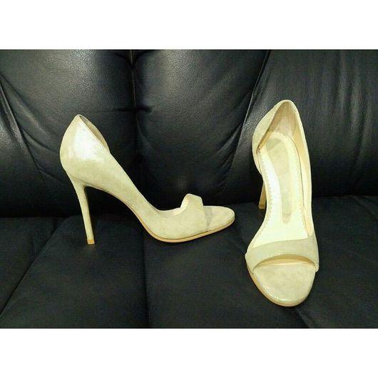 Обувь ручной работы. Ярмарка Мастеров - ручная работа. Купить Туфли Chameleon. Handmade. Туфли, обувь ручной работы