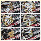 """Материалы для творчества ручной работы. Ярмарка Мастеров - ручная работа Комплект бирок/ 3 шт. """"Школа"""". Handmade."""