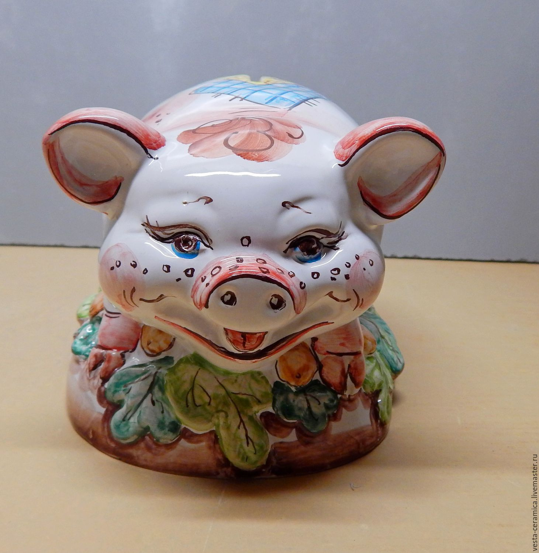 Souvenir 'piggy Bank', Piggy Bank, Moscow,  Фото №1