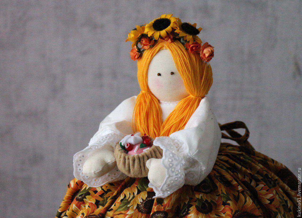 Кукла на чайник своими руками пошаговые инструкции