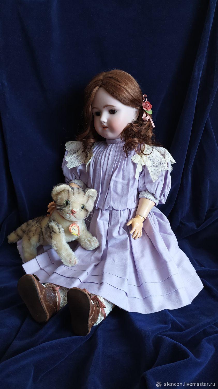 Винтаж: Антикварная кукла Heinrich Handwerck Simon Halbig, Куклы винтажные, Нижний Тагил,  Фото №1