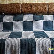 Для дома и интерьера handmade. Livemaster - original item plaid-bedspread. Handmade.