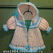 Работы для детей, ручной работы. Ярмарка Мастеров - ручная работа Пальто для маленькой принцессы. Handmade.