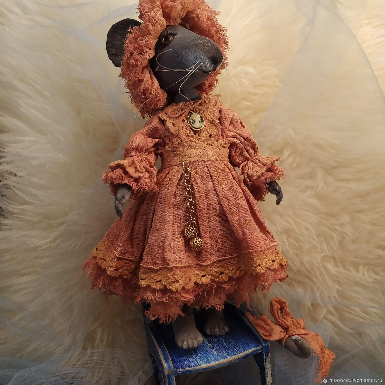Крыска Таточка, Портретная кукла, Санкт-Петербург,  Фото №1