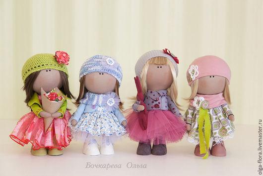 Коллекционные куклы ручной работы. Ярмарка Мастеров - ручная работа. Купить Интерьерные текстильные куклы. Handmade. Интерьерные куклы, подарок