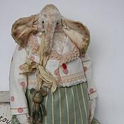 Куклы и игрушки ручной работы. Ярмарка Мастеров - ручная работа Толя & любимая игрушка. Handmade.