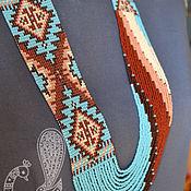 Украшения handmade. Livemaster - original item Gerdan choker totem, a necklace, Gerdan. Handmade.