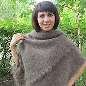 Аксессуары handmade. Livemaster - original item 144 the Orenburg downy shawl, feather shawl, accessories. Handmade.