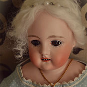 Куклы и игрушки ручной работы. Ярмарка Мастеров - ручная работа Антикварная кукла. Handmade.