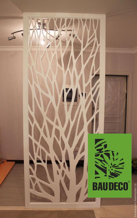 Baudeco  перегородка для зонирования комнаты