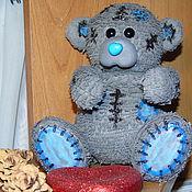"""Скульптуры ручной работы. Ярмарка Мастеров - ручная работа Кукла """"мишка Тедди"""". Handmade."""