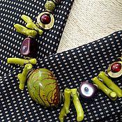 Украшения handmade. Livemaster - original item Necklace - choker