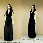 Одежда handmade. Livemaster - original item Dress - transformer. Handmade.