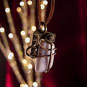Украшения ручной работы. Ярмарка Мастеров - ручная работа Подвеска в стиле техно-мистики. Handmade.