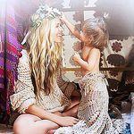 Hippie Mom Happy (evanau) - Ярмарка Мастеров - ручная работа, handmade