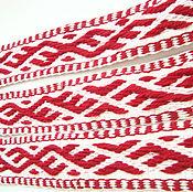 Русский стиль handmade. Livemaster - original item Slavic men`s belt