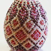 Сувениры и подарки ручной работы. Ярмарка Мастеров - ручная работа Яйцо оплетеное. Handmade.