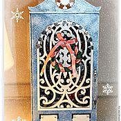 Подарки к праздникам ручной работы. Ярмарка Мастеров - ручная работа Волшебный шкаф. Handmade.