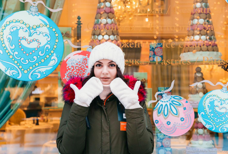 Фотосессия: Зимние прогулки, Фото, Москва,  Фото №1