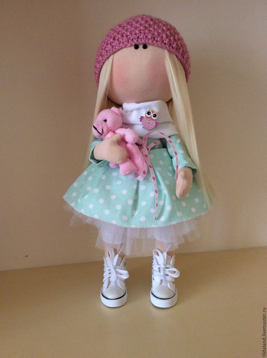 Куклы тыквоголовки ручной работы. Ярмарка Мастеров - ручная работа. Купить Софийка. Handmade. Комбинированный, кукла текстильная, кукольные волосы