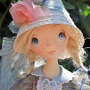 Куклы и игрушки ручной работы. Ярмарка Мастеров - ручная работа Коллекционная кукла ручной работы Любочка. Handmade.