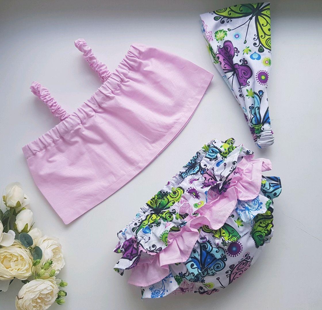 Набор для самых маленьких принцес, Комплекты одежды, Углич,  Фото №1