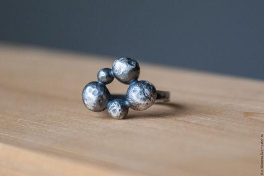 """Кольца ручной работы. Ярмарка Мастеров - ручная работа. Купить кольцо """"Stones"""" серебро. Handmade. Серебряный, камни, холодный"""