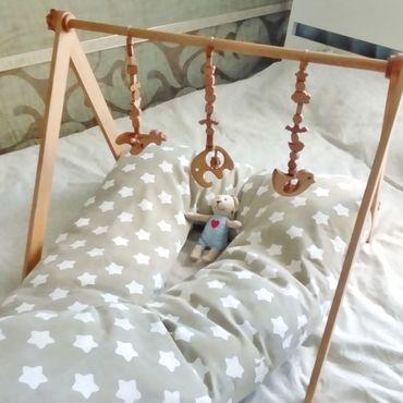 Куклы и игрушки ручной работы. Ярмарка Мастеров - ручная работа Тренажёр для новорожденных. Handmade.