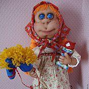 """Куклы и игрушки ручной работы. Ярмарка Мастеров - ручная работа Кукла """"Девочка- проказница"""". Handmade."""