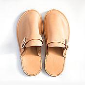 Сандалии ручной работы. Ярмарка Мастеров - ручная работа Мужские сандалии Токио. Handmade.