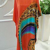 Одежда handmade. Livemaster - original item Batik tunic